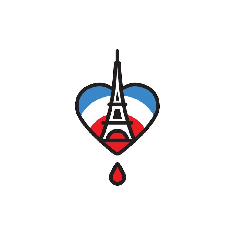 Jordan - Support For Paris
